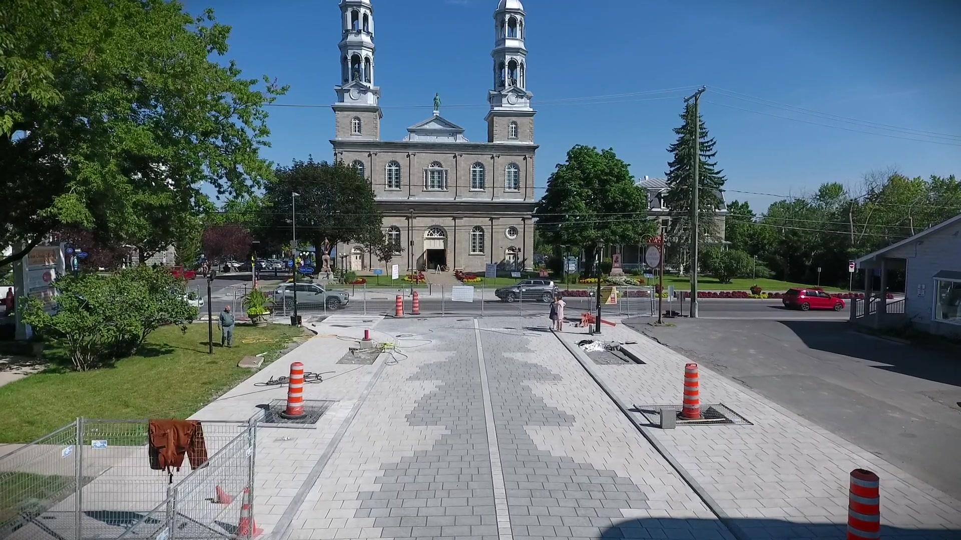 Pavé & paysagiste Boisbriand - Résidentiel - Commercial - Aménagement paysager - Trottoir - Boisbriand