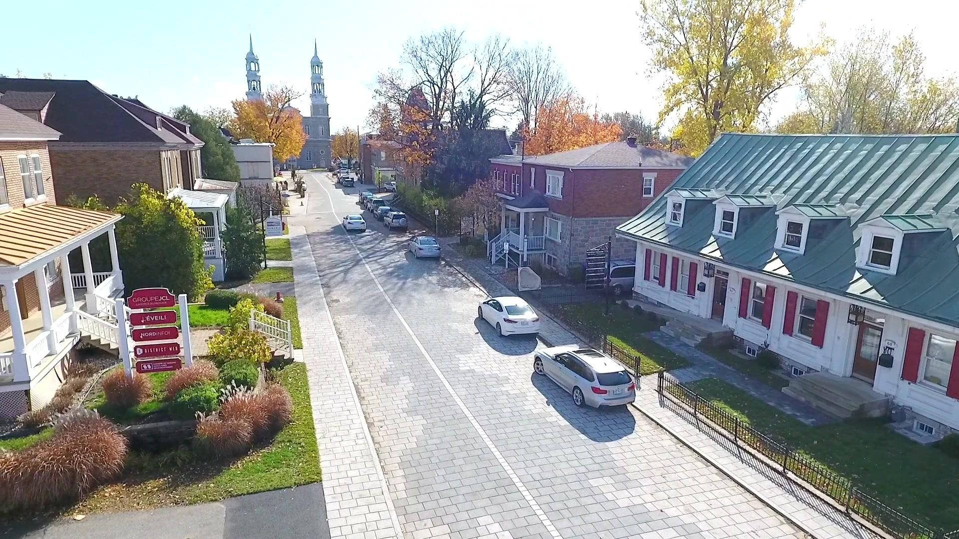 Pavé & paysagiste Boisbriand - Commercial - Aménagement - Municipal - Boisbriand