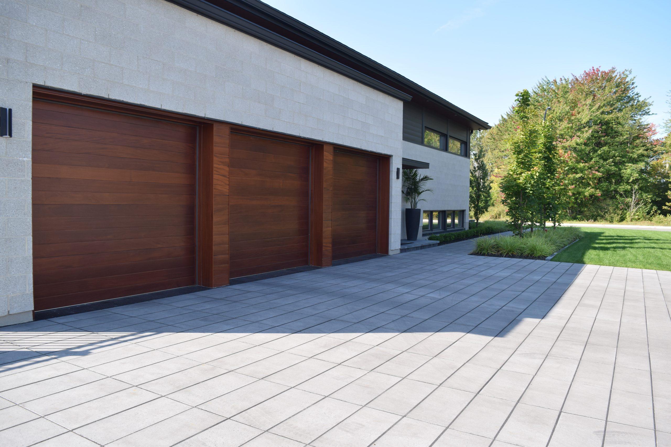 Pavé & paysagiste Boisbriand - Résidentiel - Commercial - Aménagement - Stationnement mixte